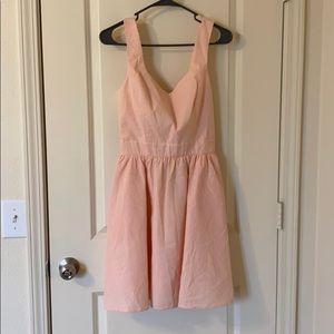 Lauren James Garrison SS dress BNWT